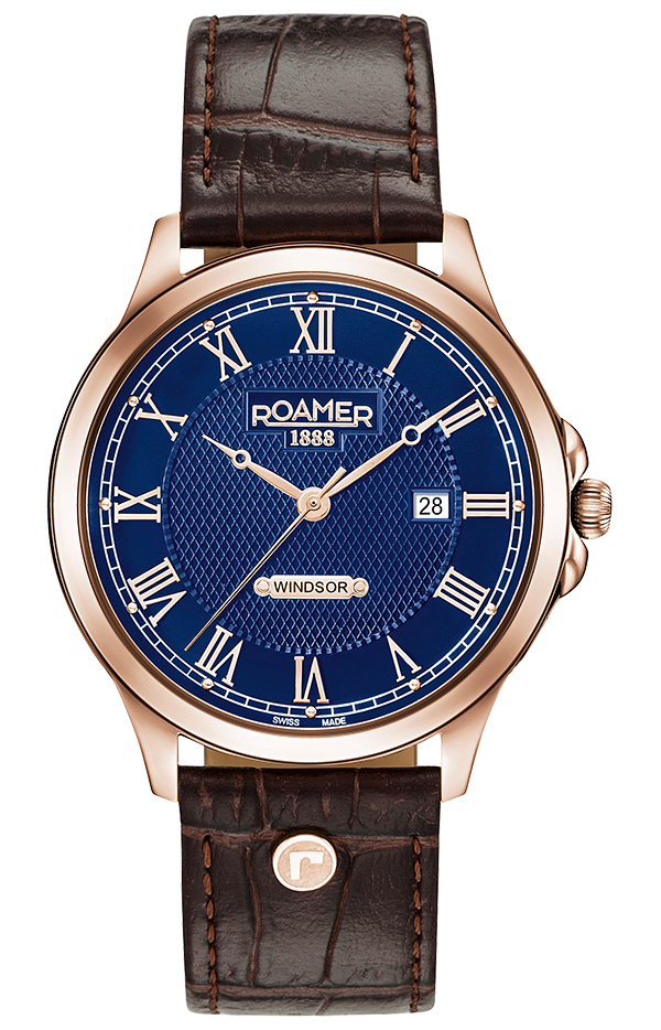 Roamer 706856 49 42 07 - zegarek męski