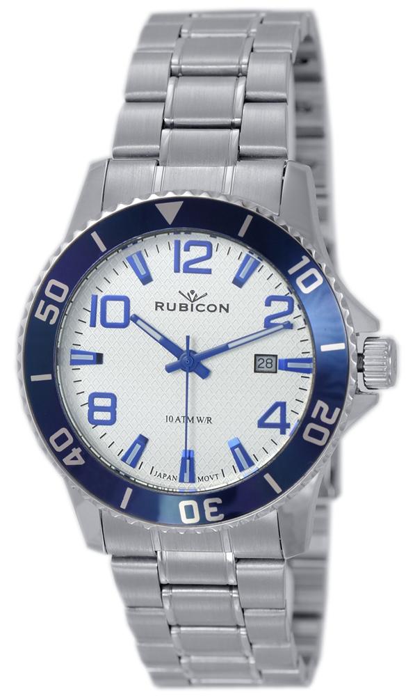 Rubicon RNDD68SMSD10BX - zegarek męski