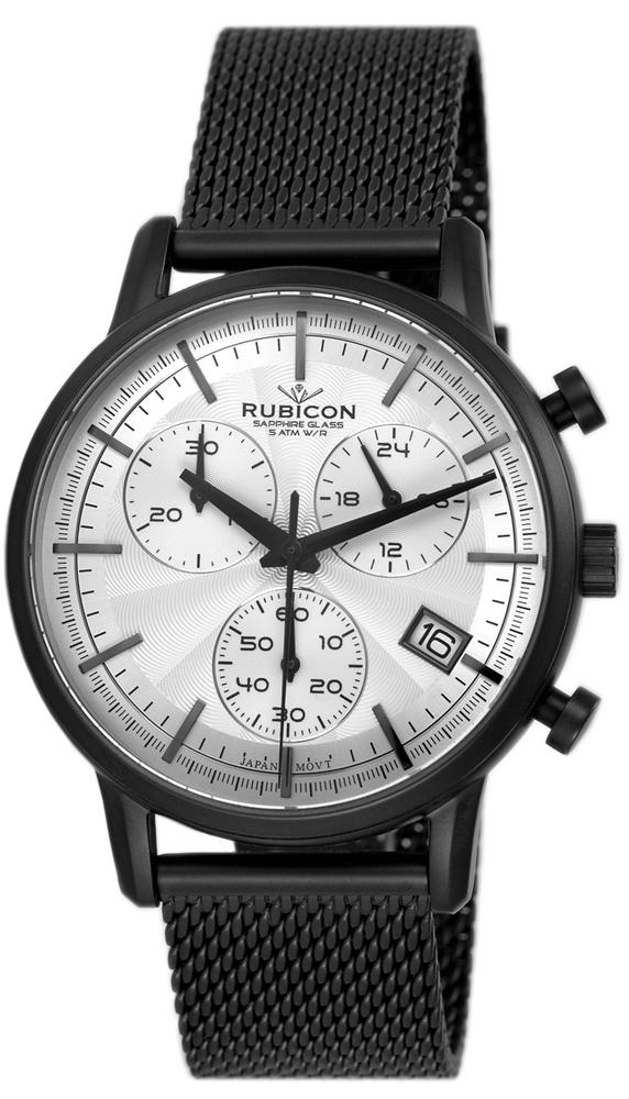 Rubicon RNDE01BISX05AX - zegarek męski