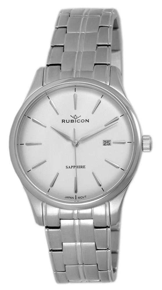 Rubicon RNDE12SISX03BX - zegarek męski