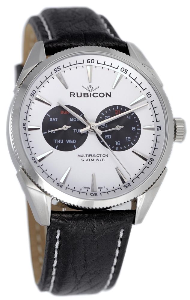 Rubicon RNCD69SIWX05AX - zegarek męski