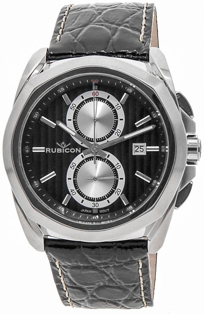 Rubicon RNCC39SIBS - zegarek męski