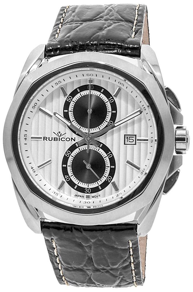 Rubicon RNCC39SISB - zegarek męski