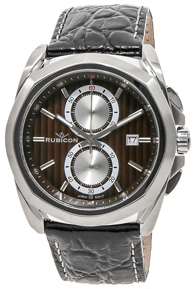 Rubicon RNCC39SIYS - zegarek męski