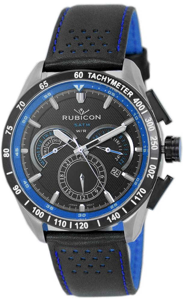 Rubicon RNCD55TIBD05AX - zegarek męski