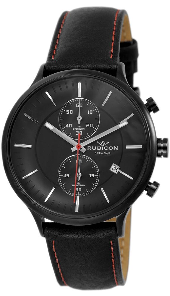 Rubicon RNCD96BIBX05AX - zegarek męski