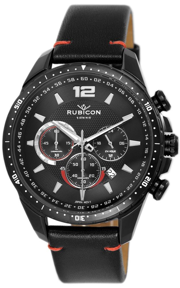 Rubicon RNCD98BMBX05AX - zegarek męski