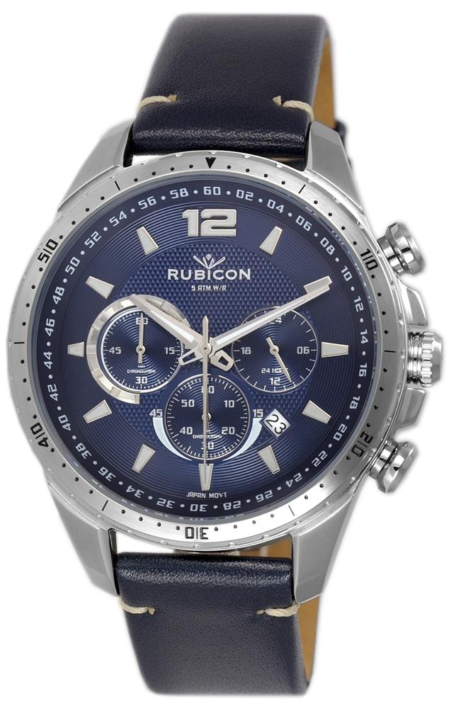 Rubicon RNCD98SMDX05AX - zegarek męski