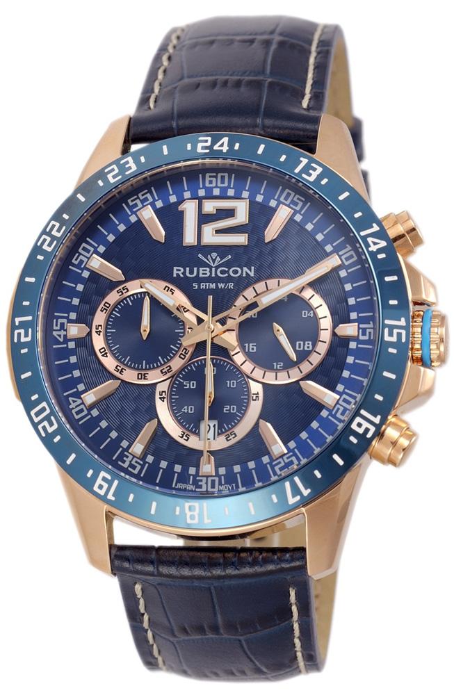 Rubicon RNCE02RMDX05AX - zegarek męski