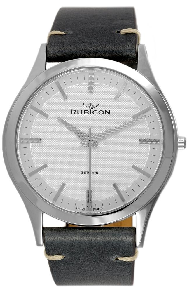 Rubicon RNCE06SISX03BX - zegarek męski