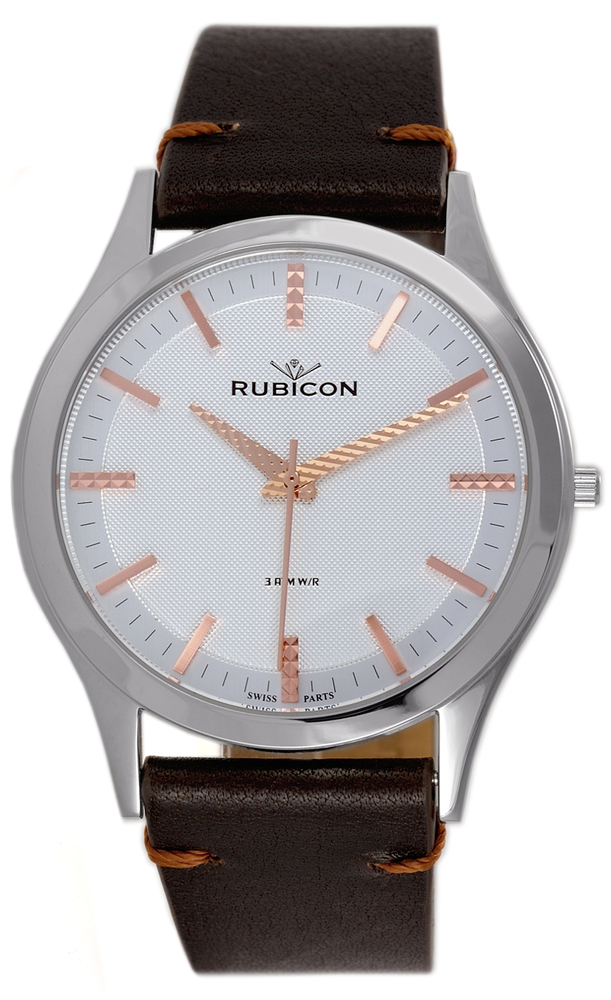Rubicon RNCE06SISZ03BX - zegarek męski