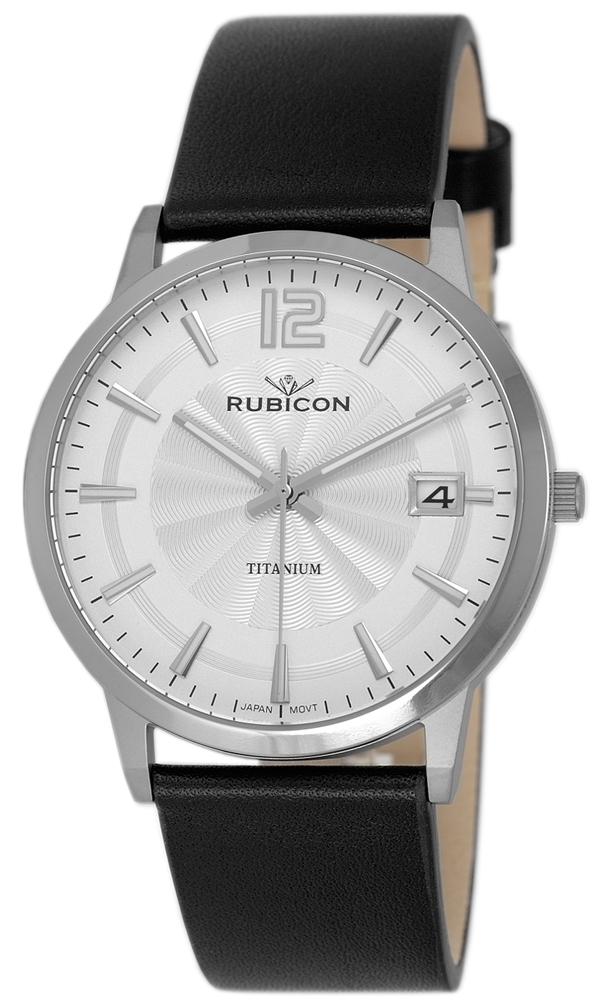 Rubicon RNCE21DMSX03BX - zegarek męski