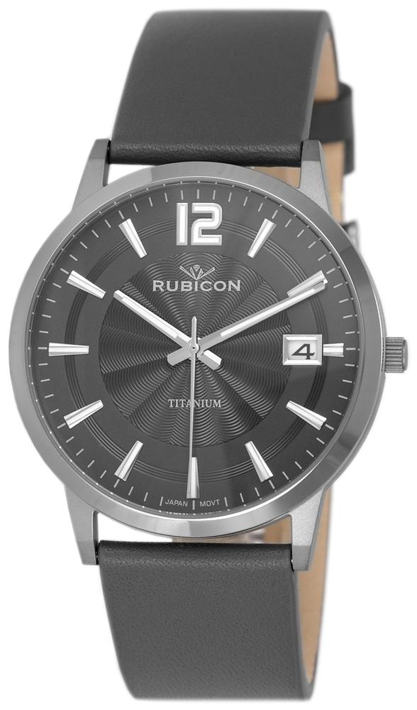Rubicon RNCE21DMVX03BX - zegarek męski