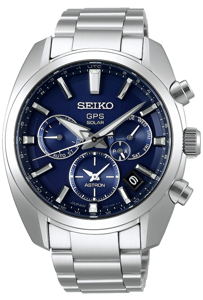 Seiko SSH019J1 - zegarek męski