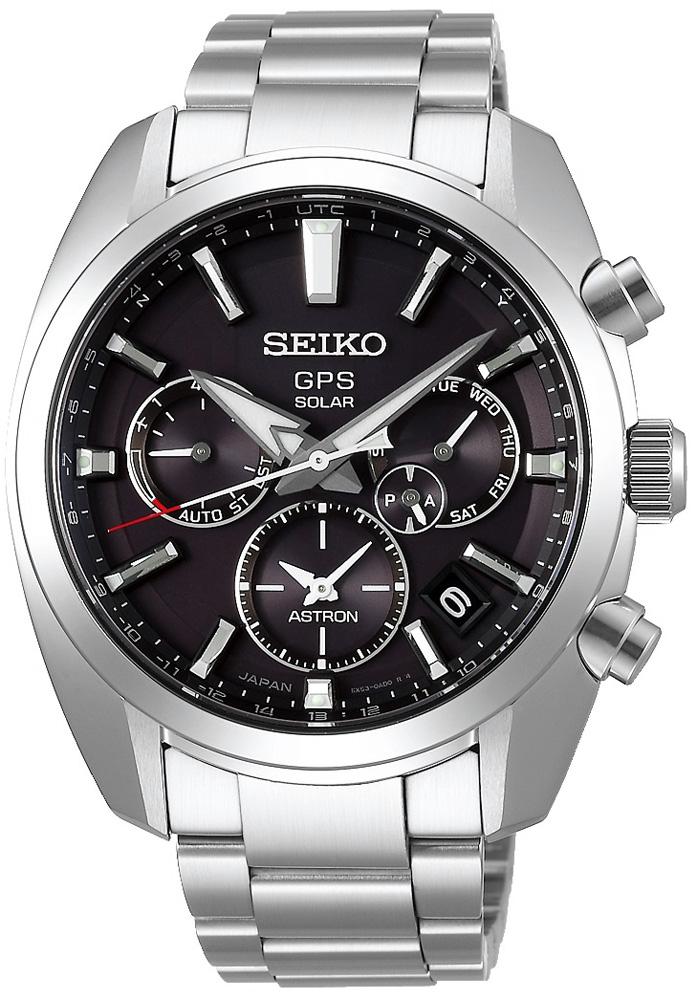 Seiko SSH021J1 - zegarek męski