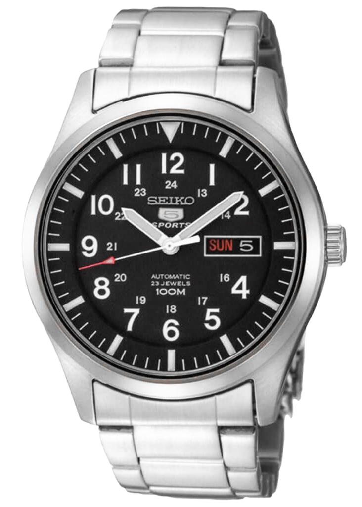 Seiko SNZG13K1 - zegarek męski