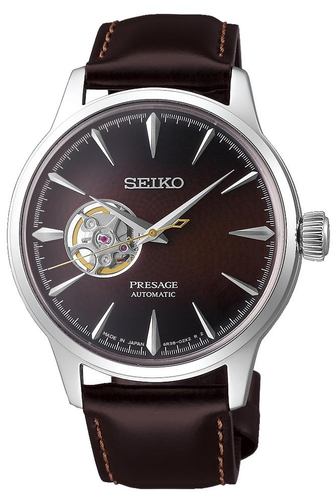 Seiko SSA407J1 - zegarek męski