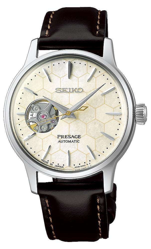 Seiko SSA781J1 - zegarek damski