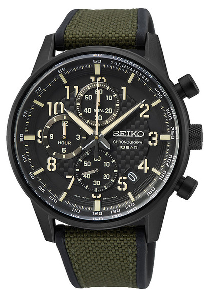 Seiko SSB373P1 - zegarek męski