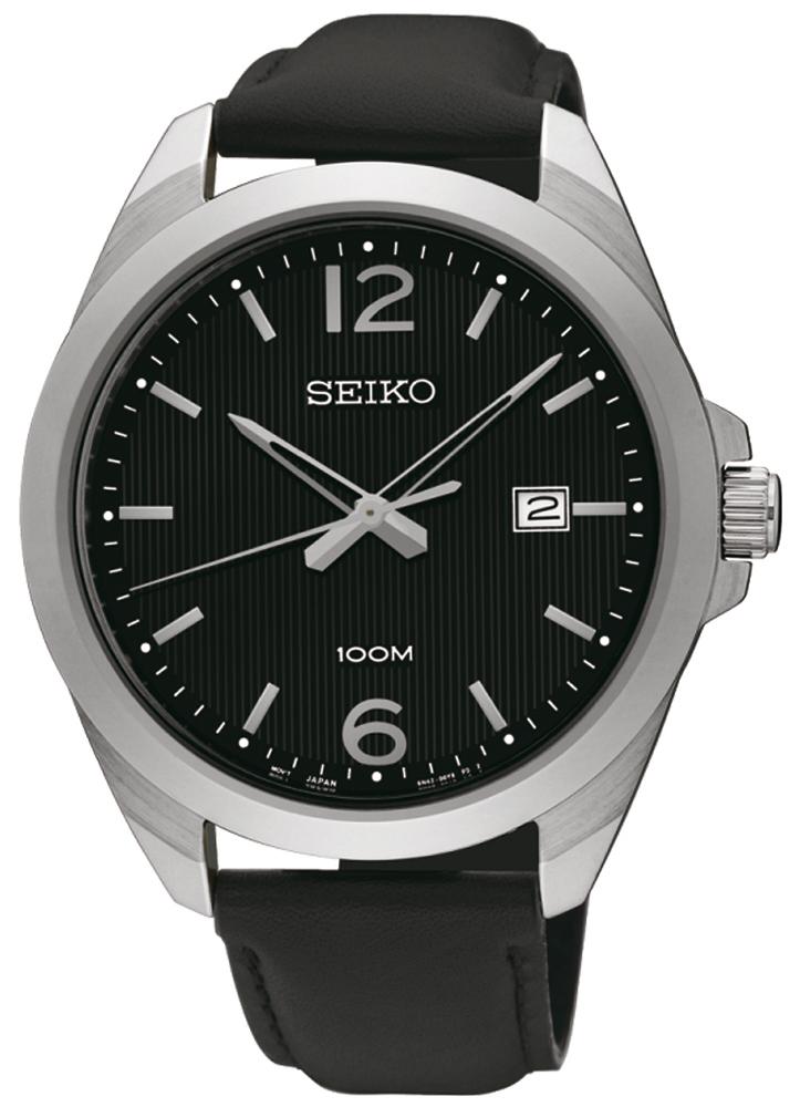 Seiko SUR215P1 - zegarek męski