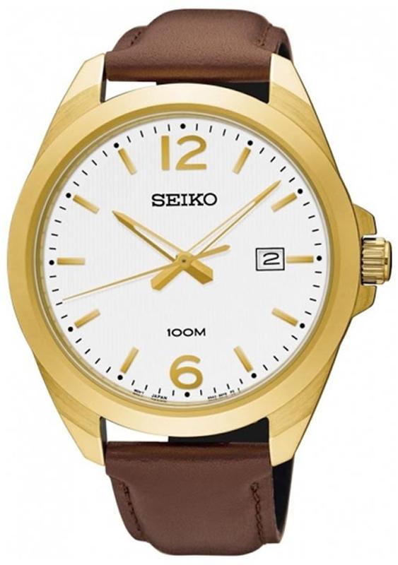 Seiko SUR216P1 - zegarek męski