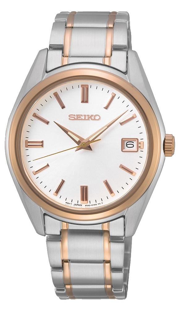 Seiko SUR322P1 - zegarek męski