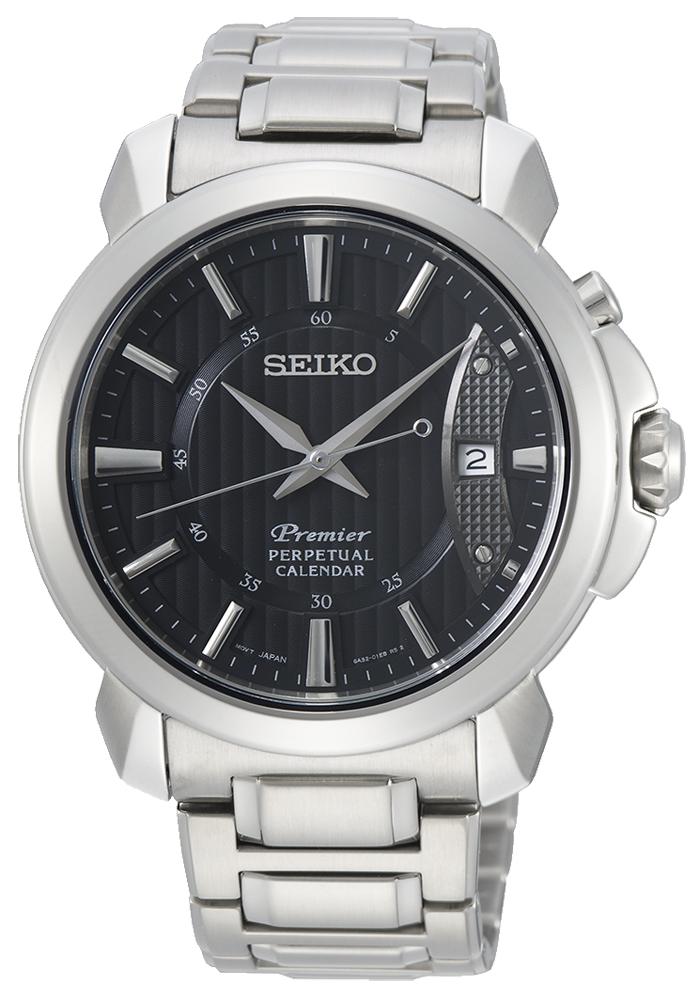 Seiko SNQ159P1 - zegarek męski
