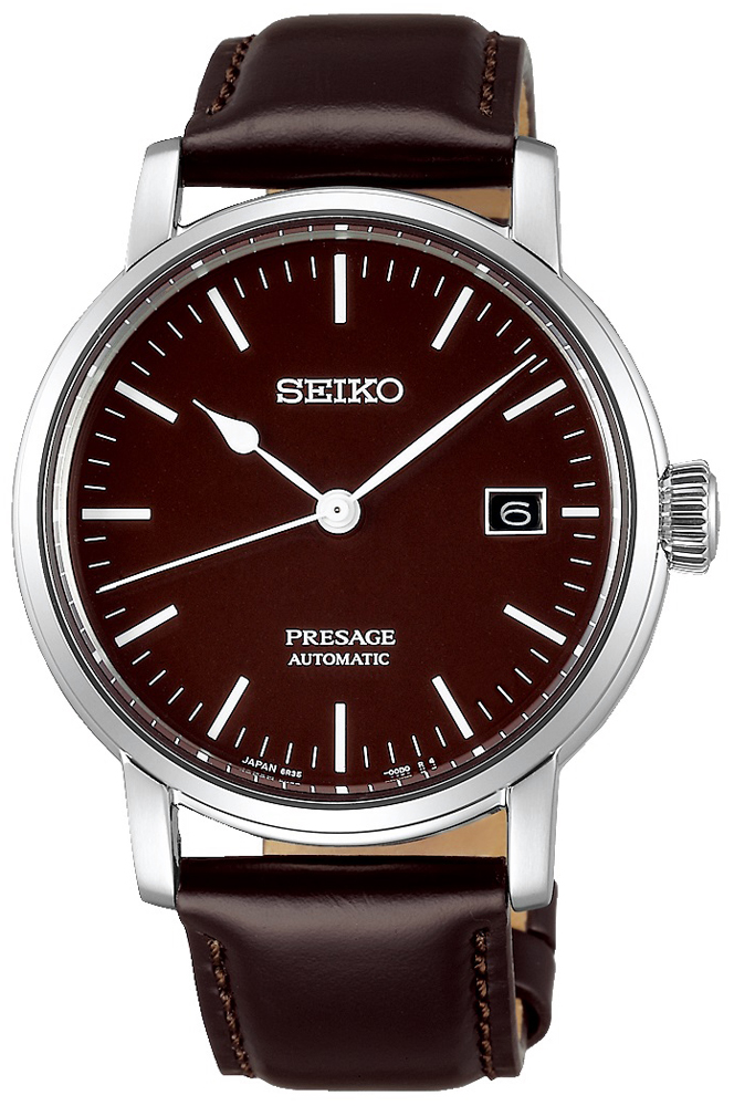 Seiko SPB115J1 - zegarek męski