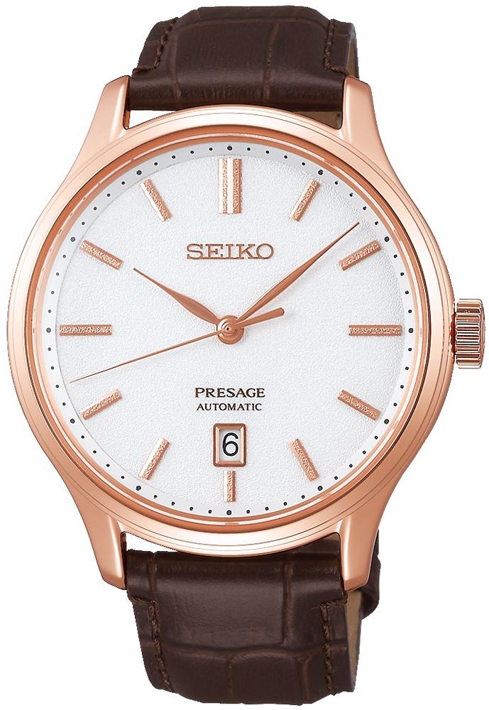 Seiko SRPD42J1 - zegarek męski