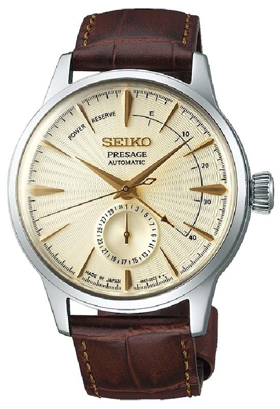 Seiko SSA387J1 - zegarek męski