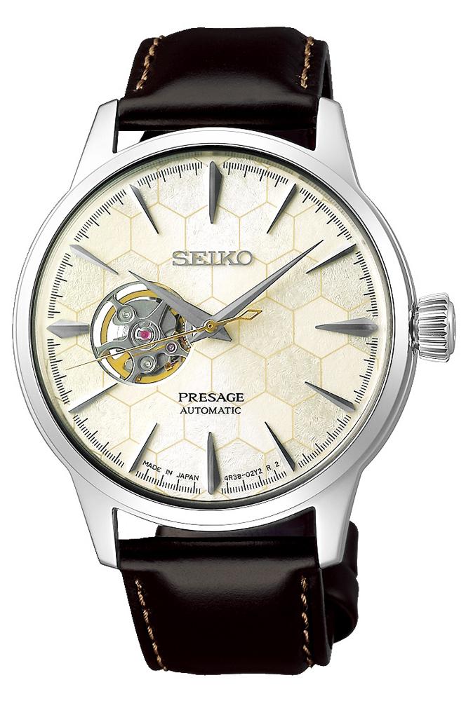 Seiko SSA409J1 - zegarek męski