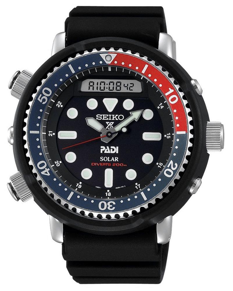 Seiko SNJ027P1 - zegarek męski