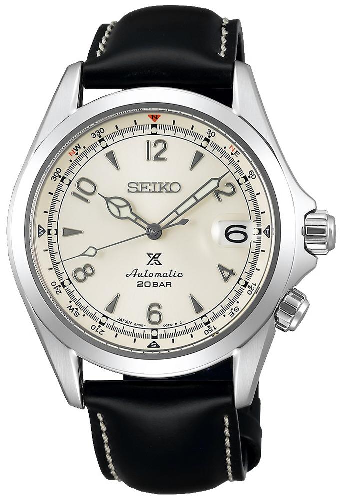 Seiko SPB119J1 - zegarek męski