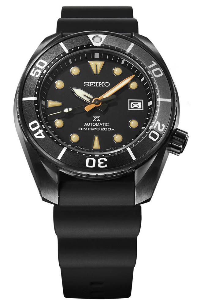 Seiko SPB125J1 - zegarek męski