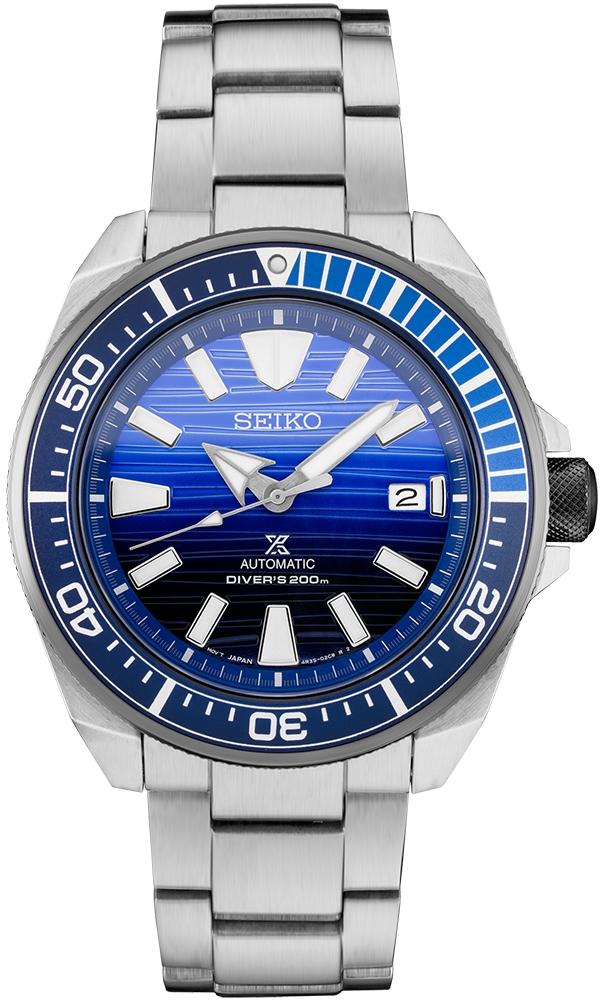 Seiko SRPC93K1 - zegarek męski
