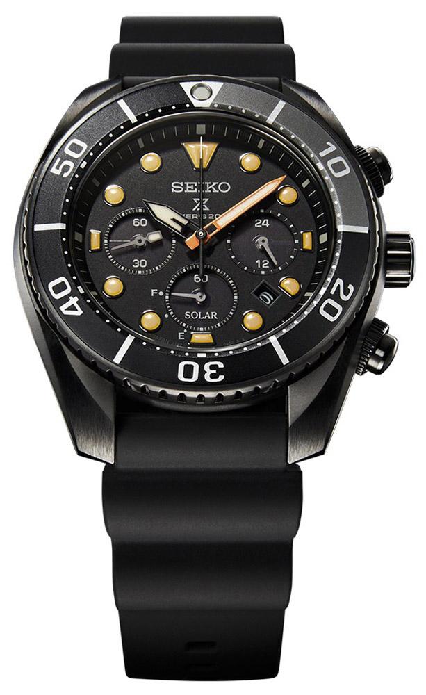 Seiko SSC761J1 - zegarek męski