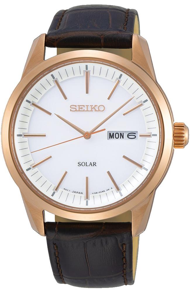 Seiko SNE530P1 - zegarek męski