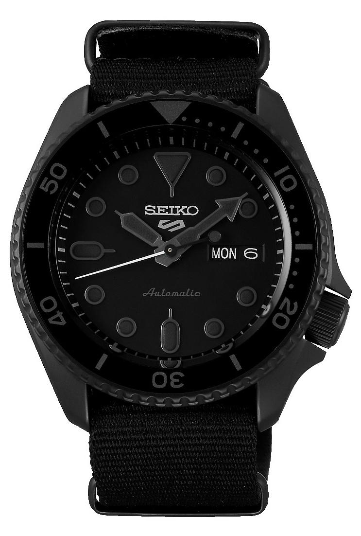 Seiko SRPD79K1 - zegarek męski