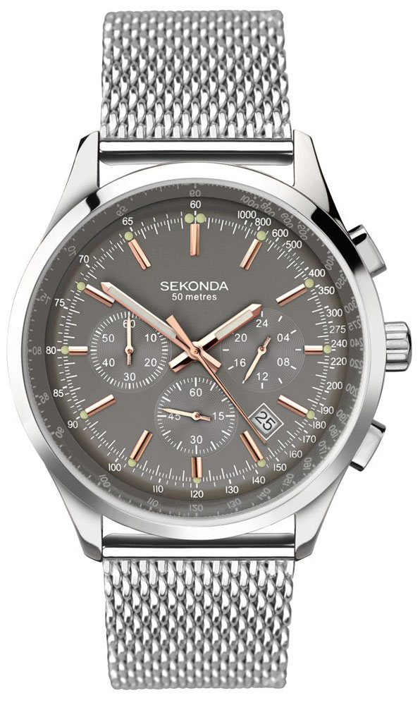 Sekonda SEK.1490 - zegarek męski
