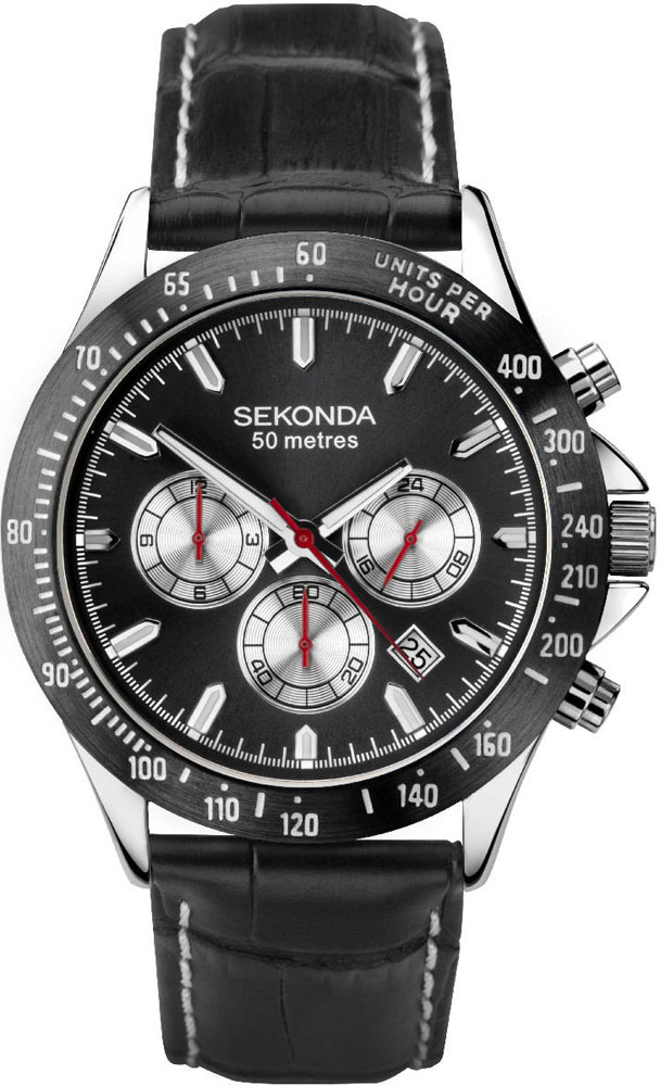 Sekonda SEK.1648 - zegarek męski