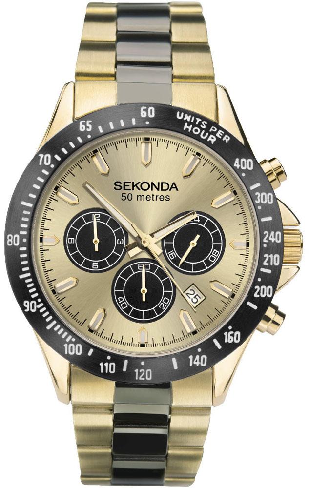 Sekonda SEK.1650 - zegarek męski