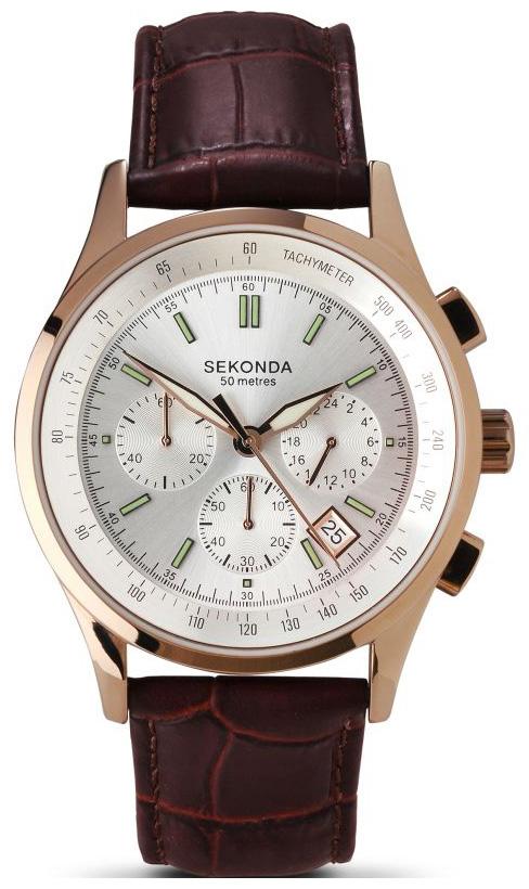 Sekonda SEK.3847 - zegarek męski