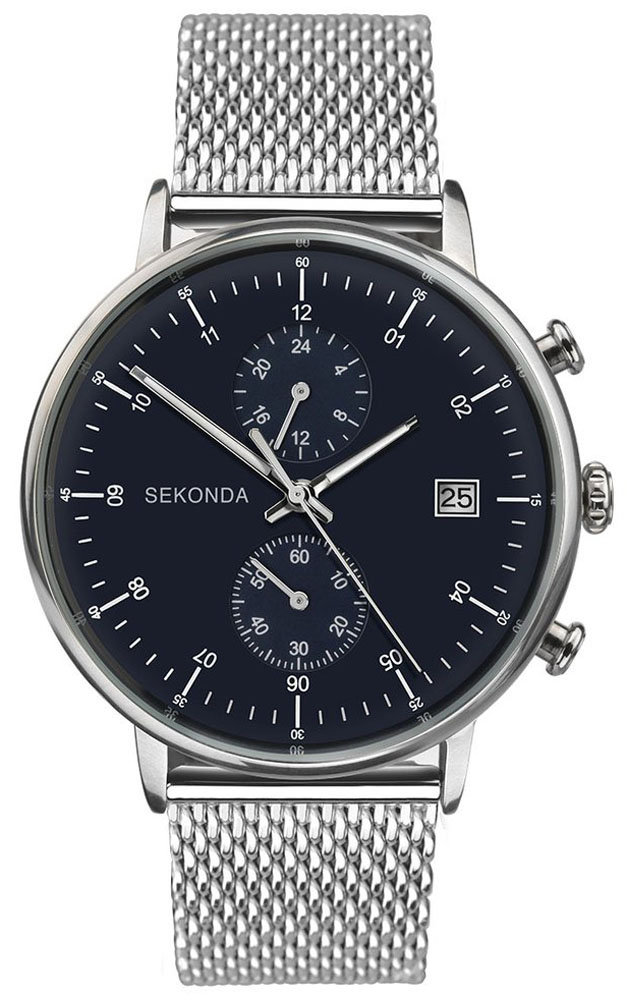 Sekonda SEK.1195 - zegarek męski