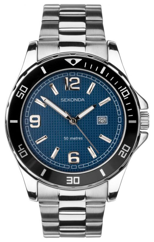 Sekonda SEK.1512 - zegarek męski