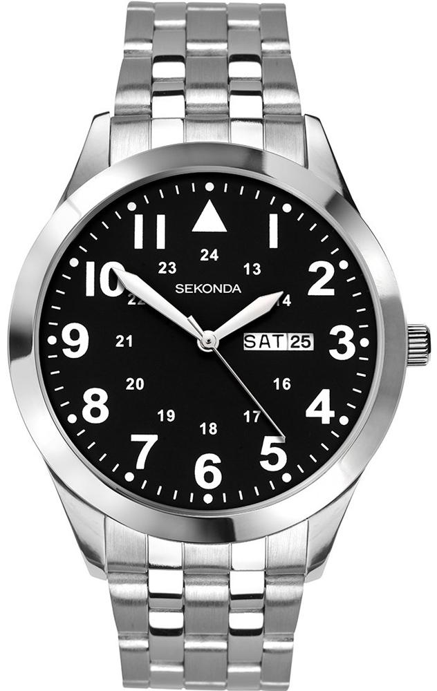 Sekonda SEK.1663 - zegarek męski
