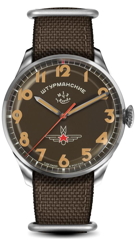 Sturmanskie 2416-3805145 - zegarek męski