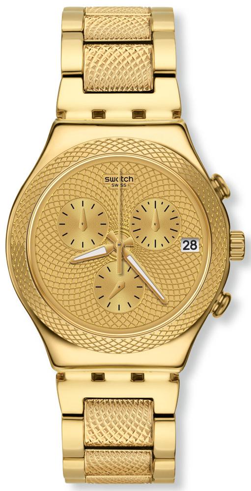 Swatch YCG420G - zegarek męski