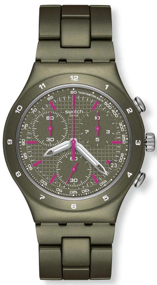 Swatch YCM4002AG - zegarek damski