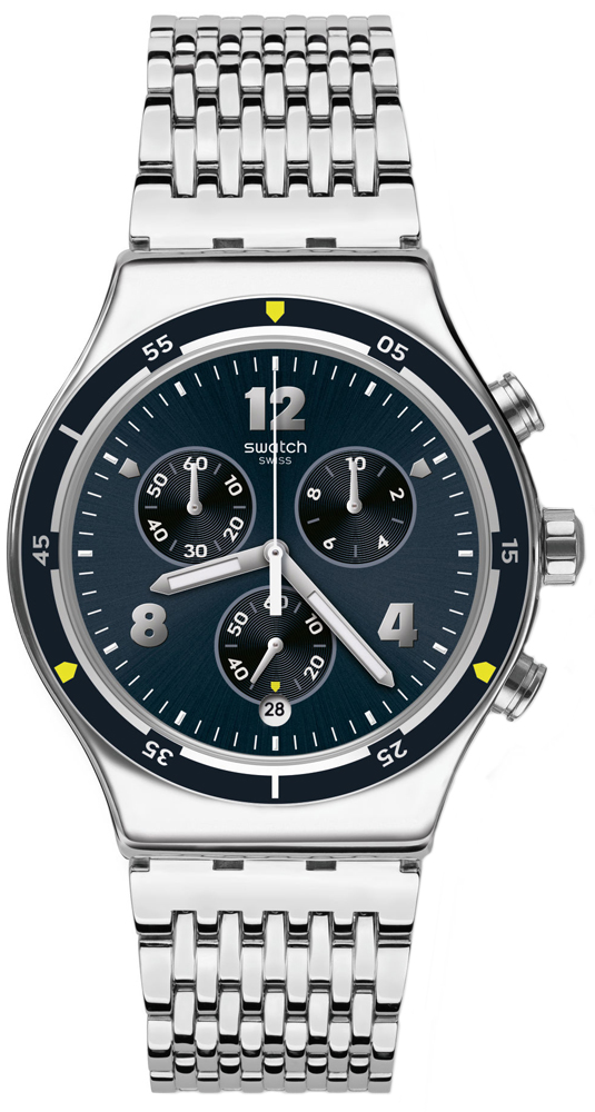 Swatch YVS457G - zegarek męski