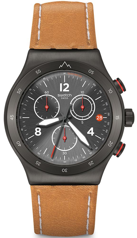 Swatch YVZ400 - zegarek męski